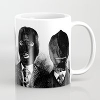 bdsm Mugs featuring BDSM  by DIVIDUS