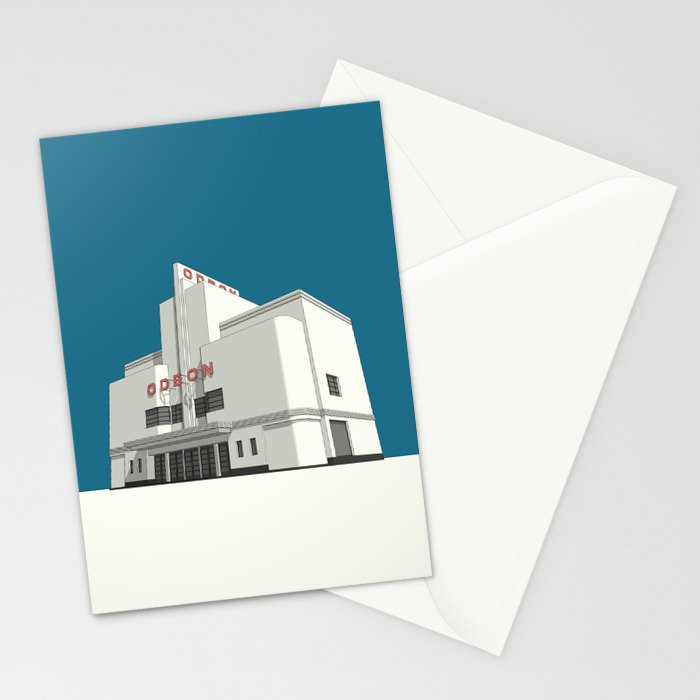 ODEON Balham Stationery Cards