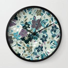 Hellaborus II Wall Clock