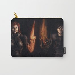 Shepard and Hawke Carry-All Pouch