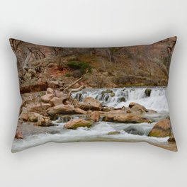 Virgin_River Falls 0898 - Zion Court Rectangular Pillow