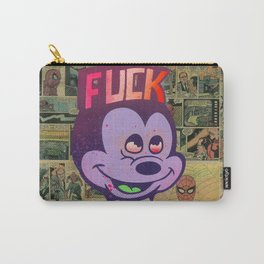 Mick F!ck Carry-All Pouch