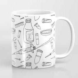 lab bench Coffee Mug