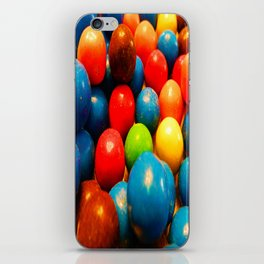 Colorful Candy! iPhone Skin