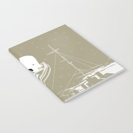 Umka - Polar Bear Notebook
