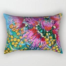 Australian Flora Rectangular Pillow