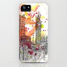 London Scene Slim Case iPhone (5, 5s)