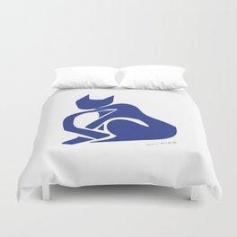 Henri Matisse - Le Chat Bleu (Blue Cat) Artwork - Prints, Posters, Tshirts, Bags, Mugs, Men, Duvet Cover