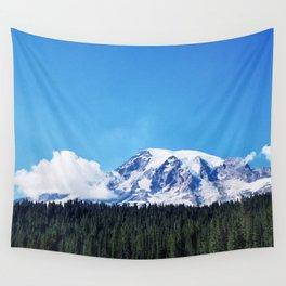 Mount Rainier, Washington Wall Tapestry