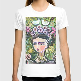 Mexico Whimsical Art T-shirt