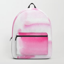 180815 Watercolor Rothko Inspired 1| Colorful Abstract | Modern Watercolor Art Backpack