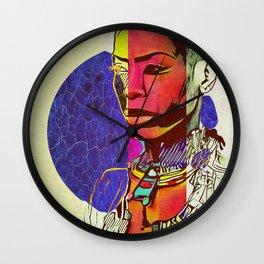Royal Badu Wall Clock