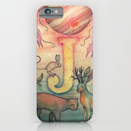'J' is for... iPhone Case