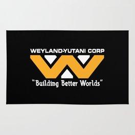 Weyland-Yutani Corporation Rug