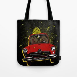 Honey Run Tote Bag