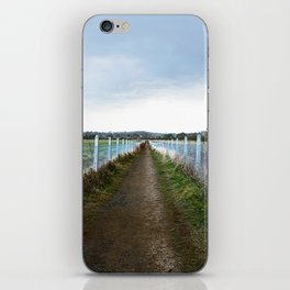 The long Irish way iPhone Skin
