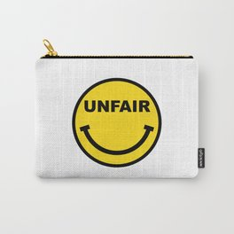 UNFAIR Carry-All Pouch