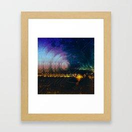 Re-Inf(Rota)actus Framed Art Print