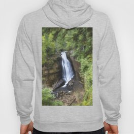 Miners Falls, Munising, Michigan. Hoody