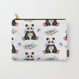 Garden Panda Carry-All Pouch