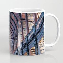 Dublin, Ireland Trinity College Library Coffee Mug
