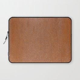 Rust Texture Laptop Sleeve