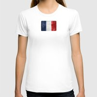 france T-shirts featuring France by Arken25