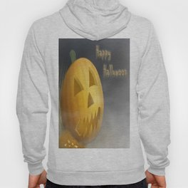 Happy Halloween Illustration Hoody