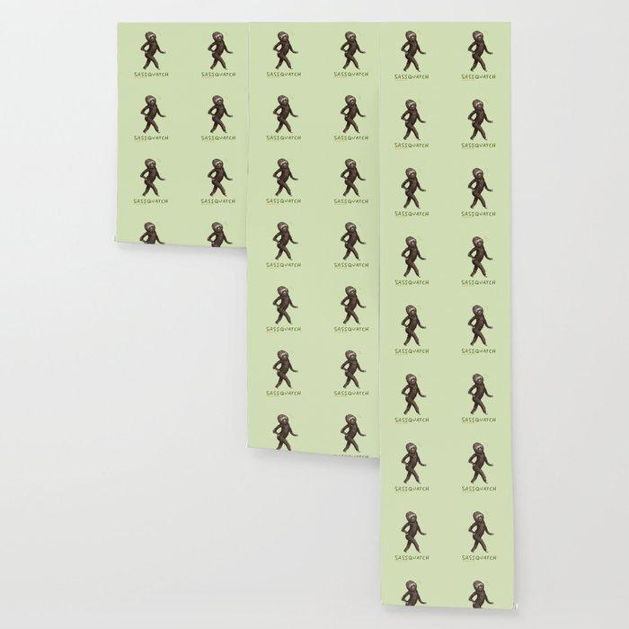 Sassquatch Wallpaper