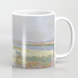 Tulip Fields near The Hague Coffee Mug