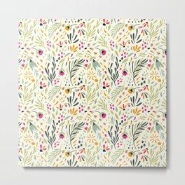 Summer Blossoms 2 Metal Print