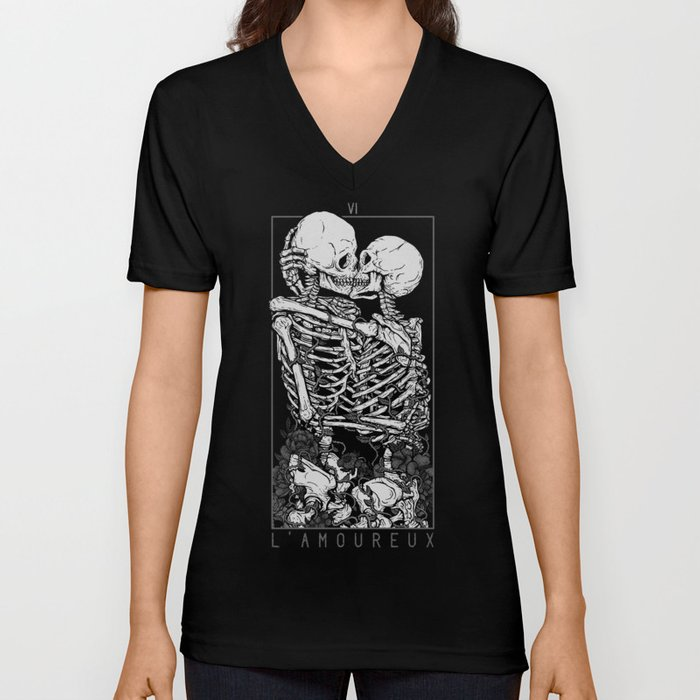The Lovers Unisex V-Neck