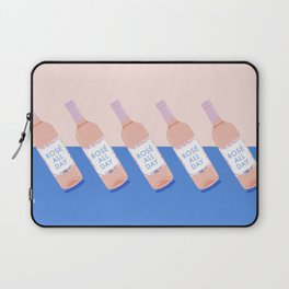Rosé All Day Laptop Sleeve