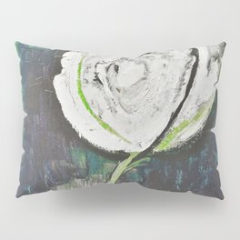 Golden Rose Acrylic Icey Green Mint Chocolate Chip Pillow Sham
