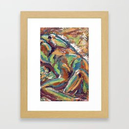 Embodiment Framed Art Print