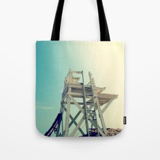 End of Summer Nostalgia II Tote Bag