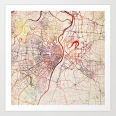Saint Louis Art Print