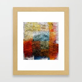 the last wrapping paper Framed Art Print