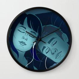 Jaeger Pilots Music Appreciation Hour Wall Clock