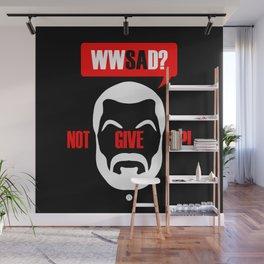 WWSAD? Wall Mural