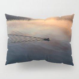 Night's End: Making Ripples Pillow Sham