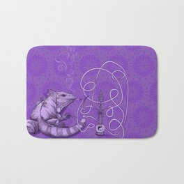 Lounge Lizard Bath Mat