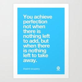 Design Quotes #10 Art Print