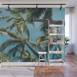 Kuau Palms Paia Maui Hawaii Wall Mural