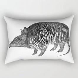Little Armoured One Rectangular Pillow