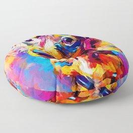 Mini Dachshund Floor Pillow