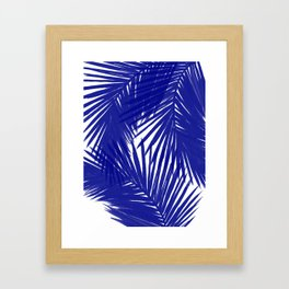 Palms Royal Framed Art Print