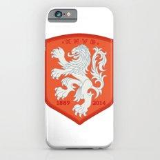 Holland 2014 Brasil World Cup Crest iPhone 6s Slim Case