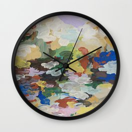 The Little Pond Wall Clock