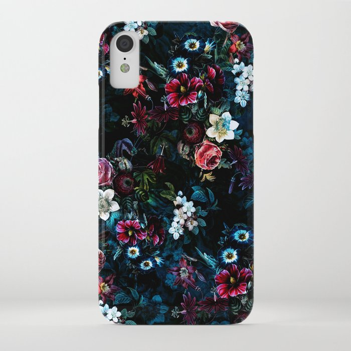 night garden xi iphone case